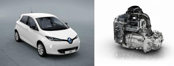 Renault Zoe 2015.1
