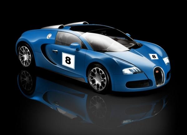 Bugatti Veyron Grand Sport - il n'en reste que 8 exemplaires