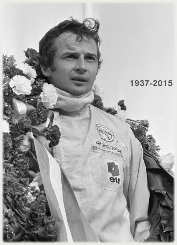 Jean Pierre Beltoise GP de Zandvoort 1968