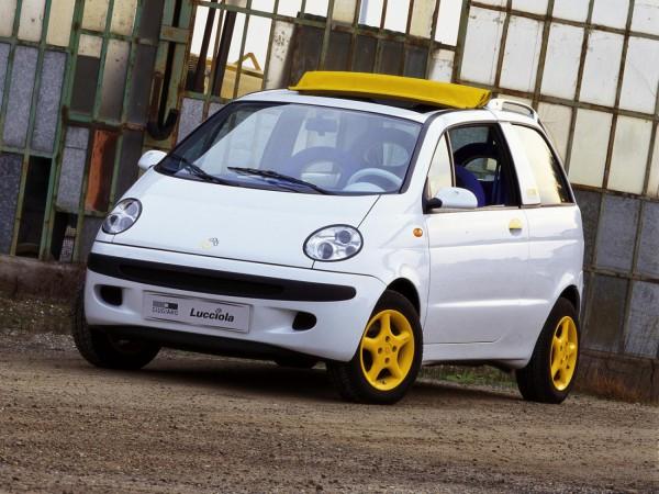 Italdesign-Giugiaro-Lucciola-Hybrid-Prototype-1993
