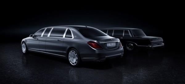 Mercedes-Maybach Pullman 600 - 3