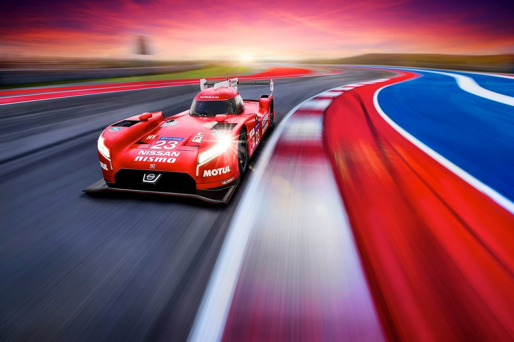 Nismo GT-R LMP1 2015 1