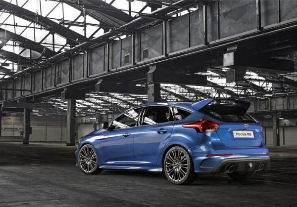 Focus RS 3