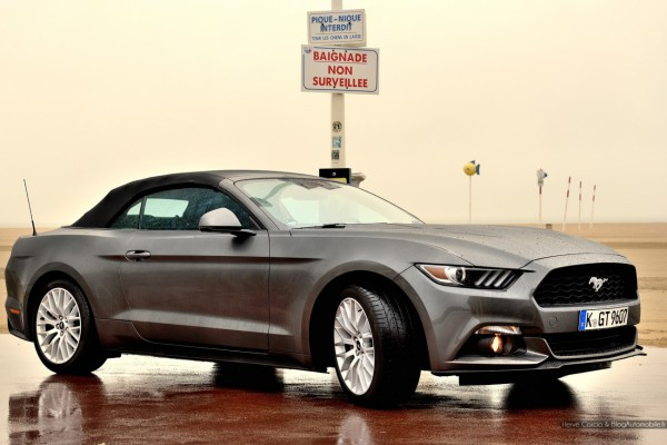Ford Mustang Cabriolet Ecoboost 2015