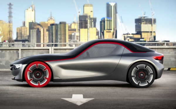 Opel GT Concept - 03