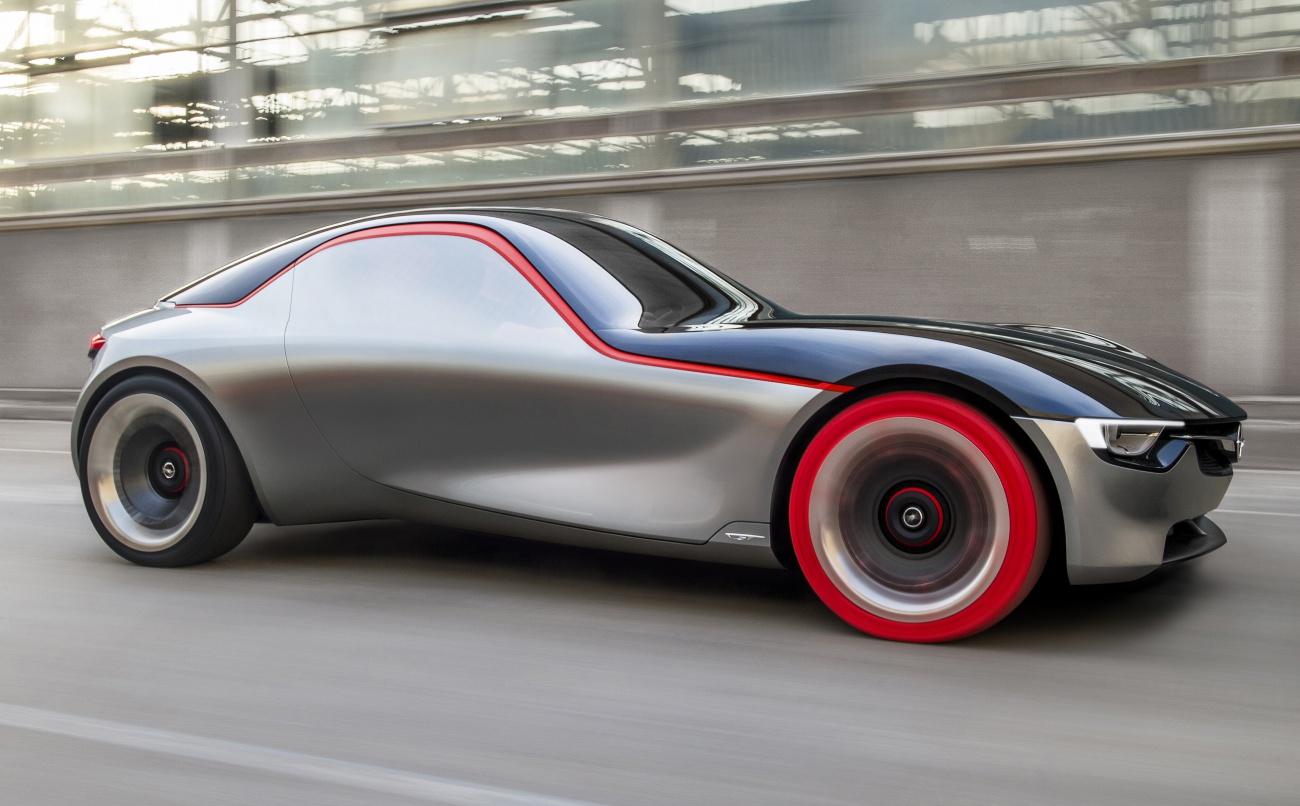Opel GT Concept - 07