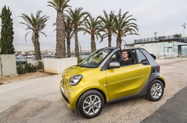 Smart Four Cab 2015 - Essai Gonzague - 9