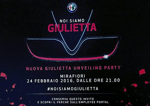 Giulietta New