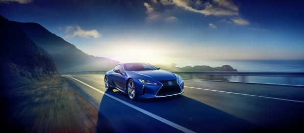 LC 500h 2
