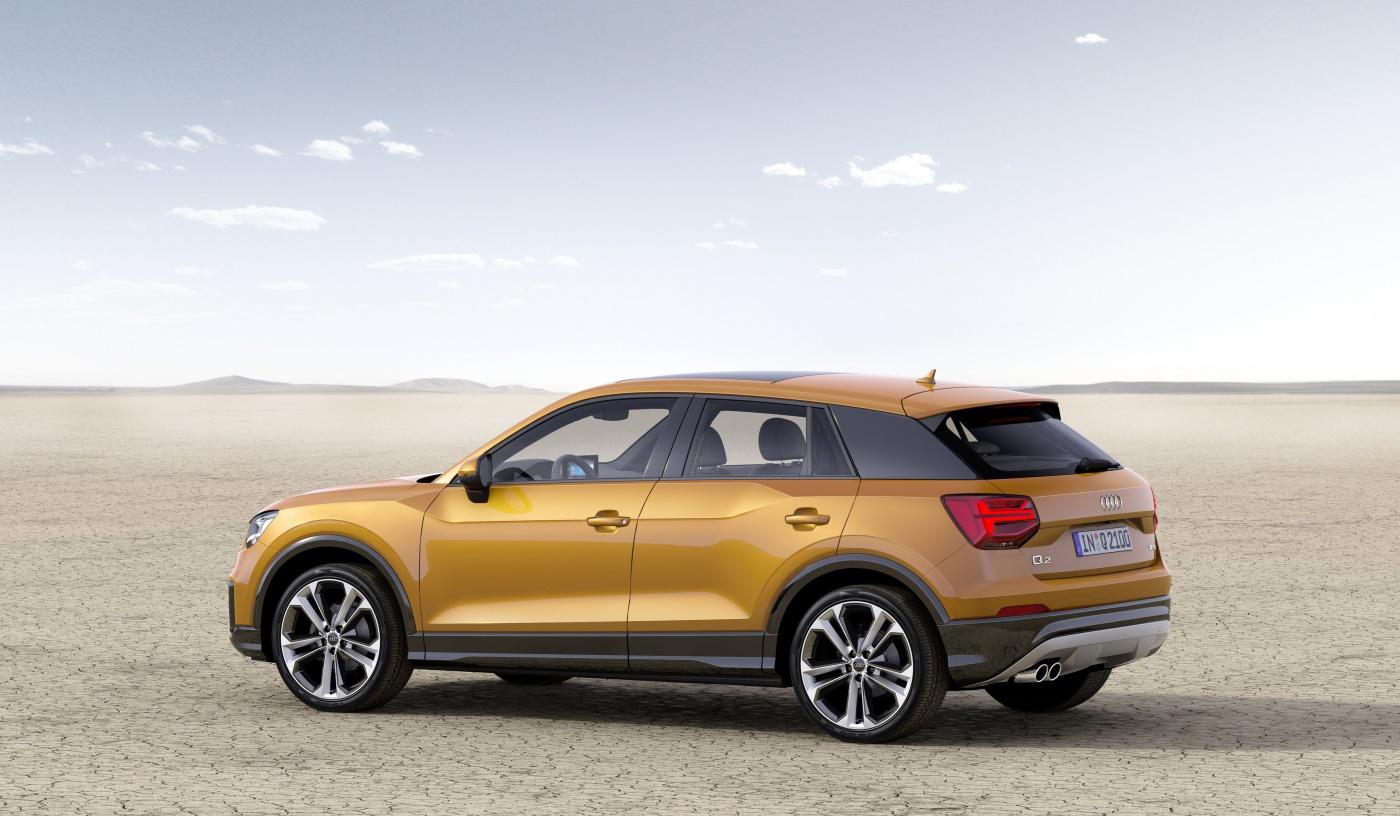 Audi Q2 - 07