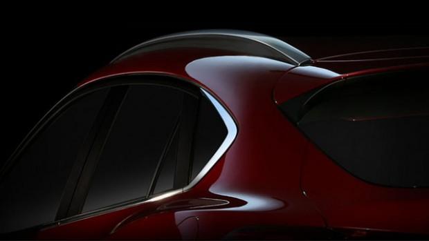 Mazda CX-4 Teasing
