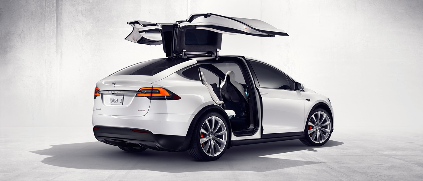 Tesla Model X - 02