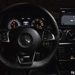 Essai Mercedes GLA AMG