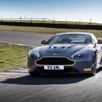 Aston Martin V12 Vantage S boite manuelle