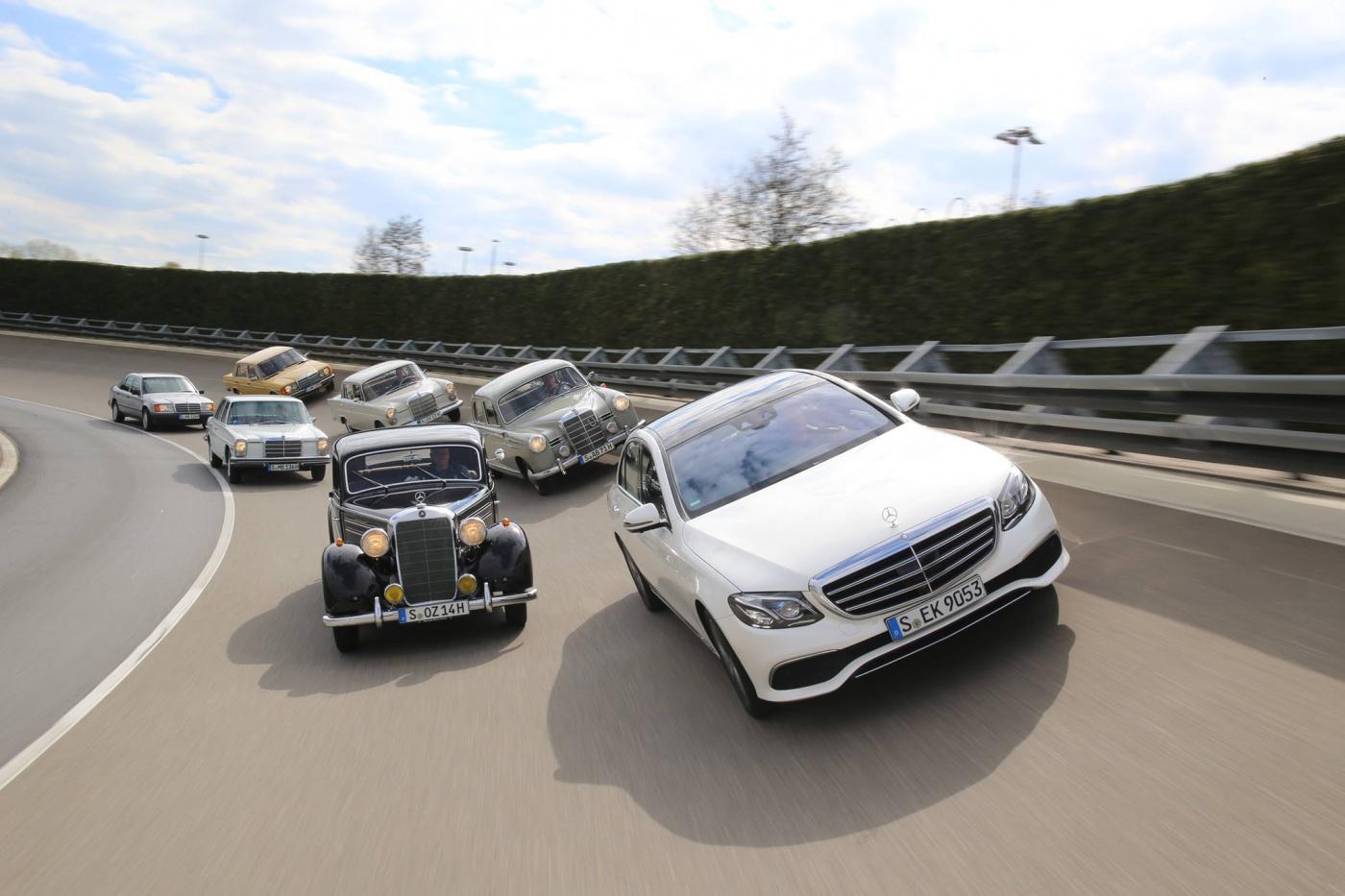 Mercedes-Benz Classics - Classe E