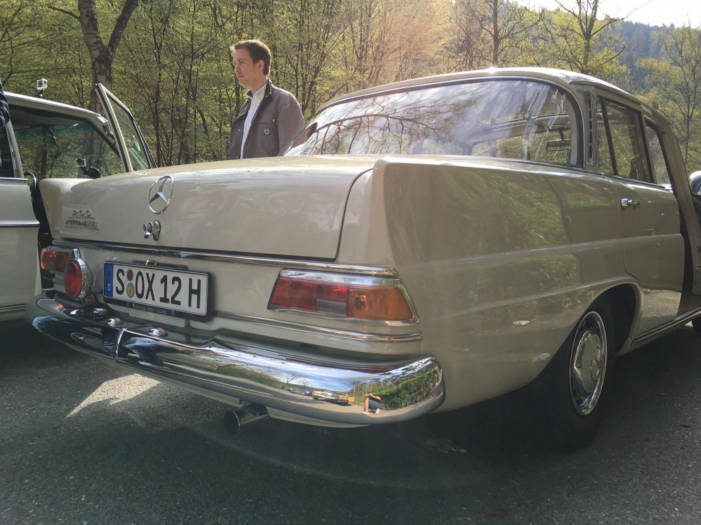 Mercedes-Benz W110 Fintail