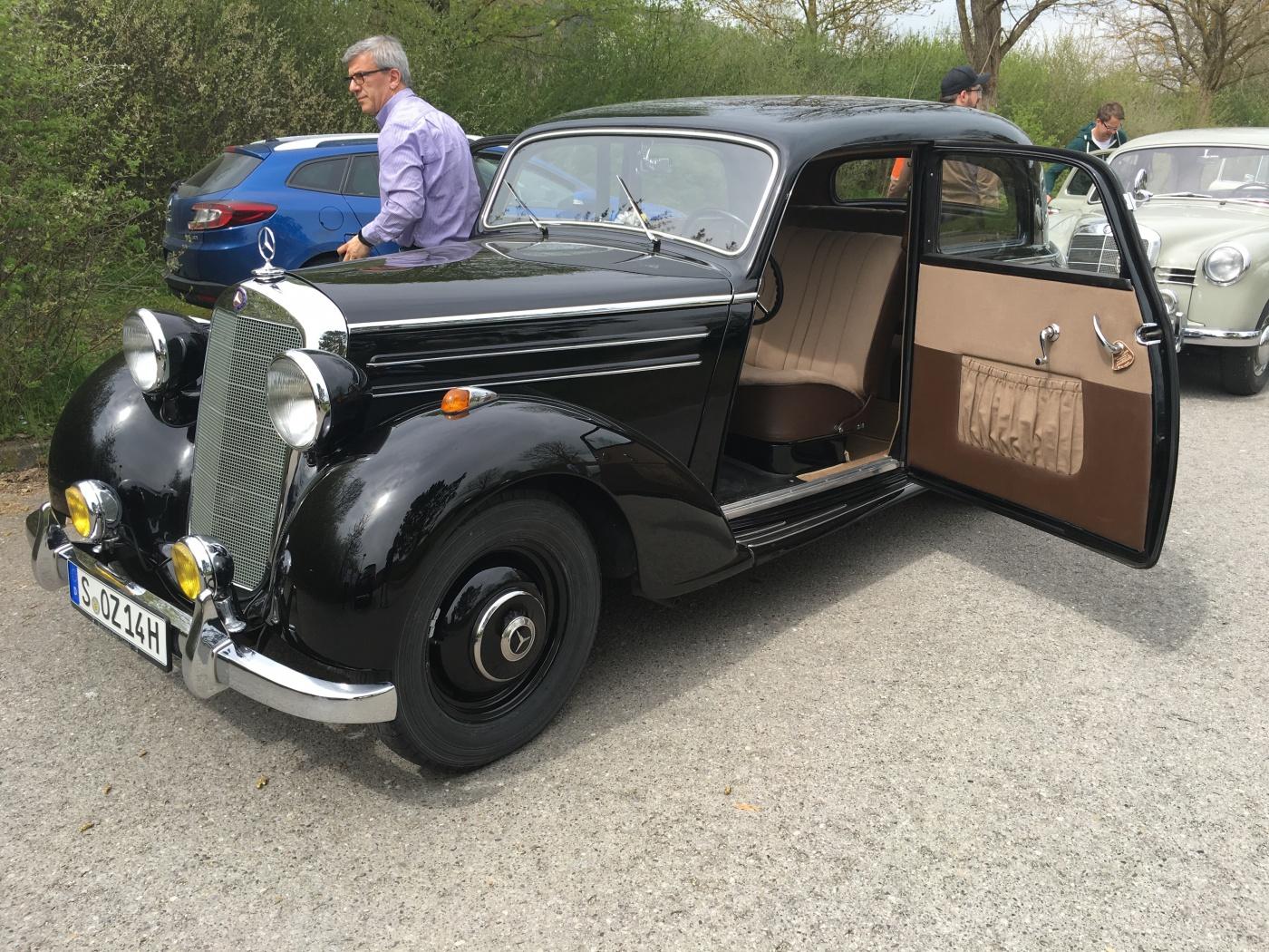 Mercedes-Benz W191