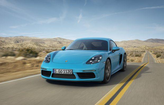 Porsche 718 Cayman 2