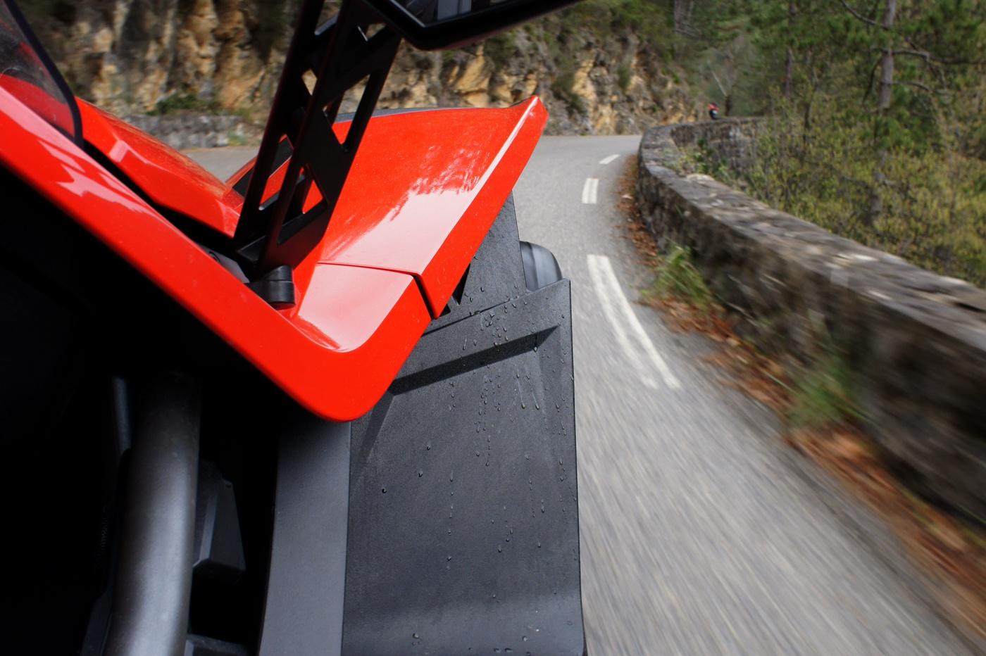 SLingshot on the road