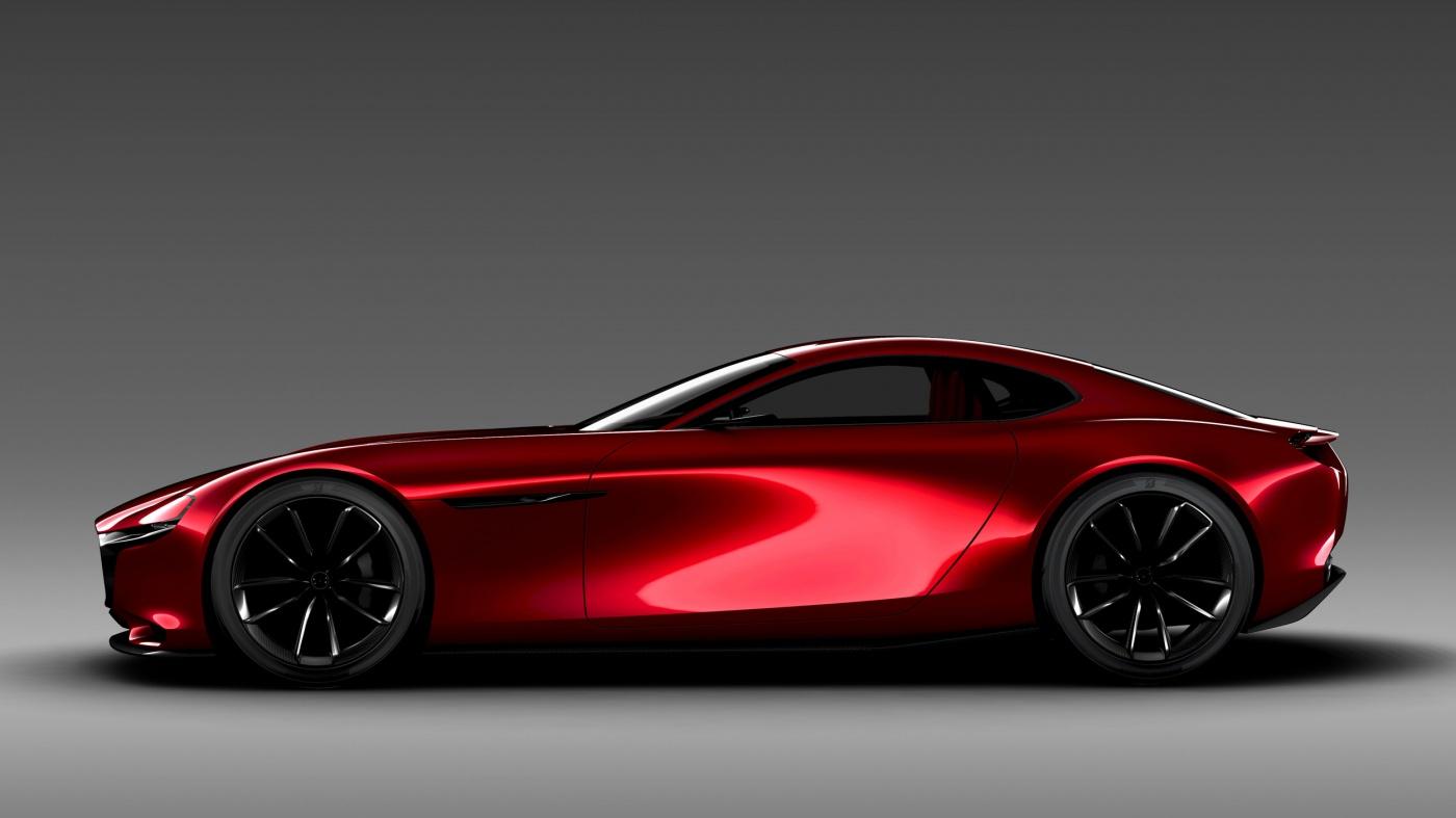 Mazda RX Vision H