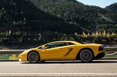 Lamborghini Aventador S - 15