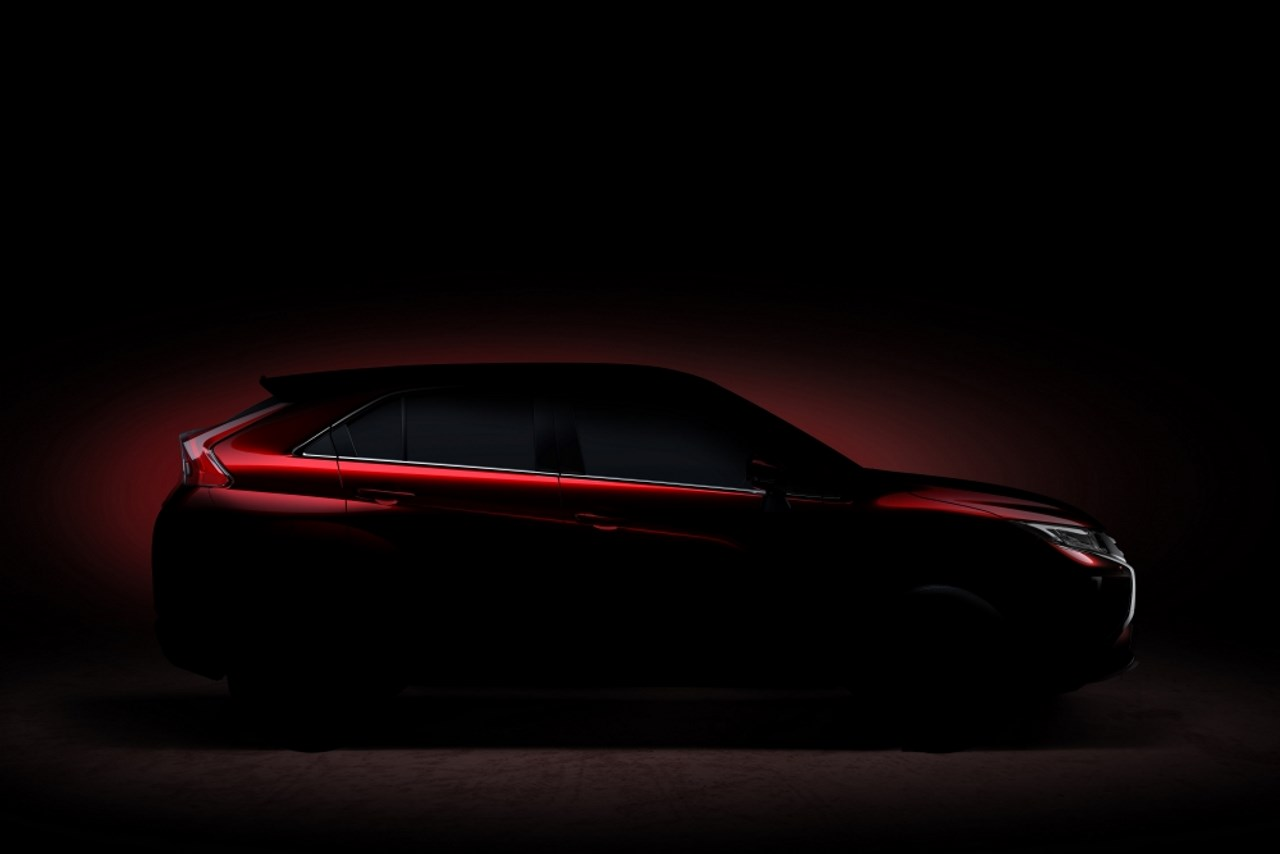 Mitsubishi Eclipse SUV 2017