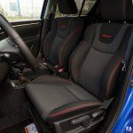 Interieur Suzuki Swift - Sport