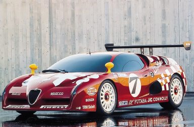 Alfa Romeo Scighera GT