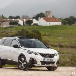Peugeot Essai 5008 II 2017 - Photos