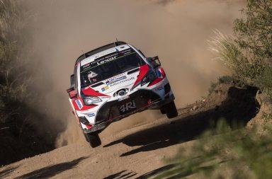WRC Rallye Argentine
