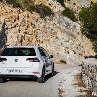 Essai Volkswagen e-Golf 2017 - Photos