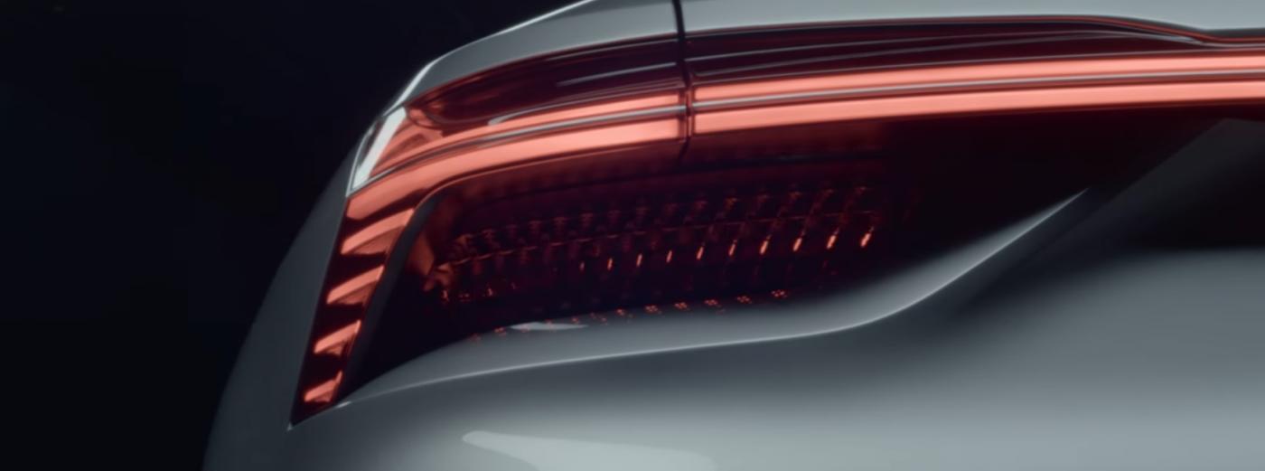 Showcar Audi e-tron - Shanghai 2017