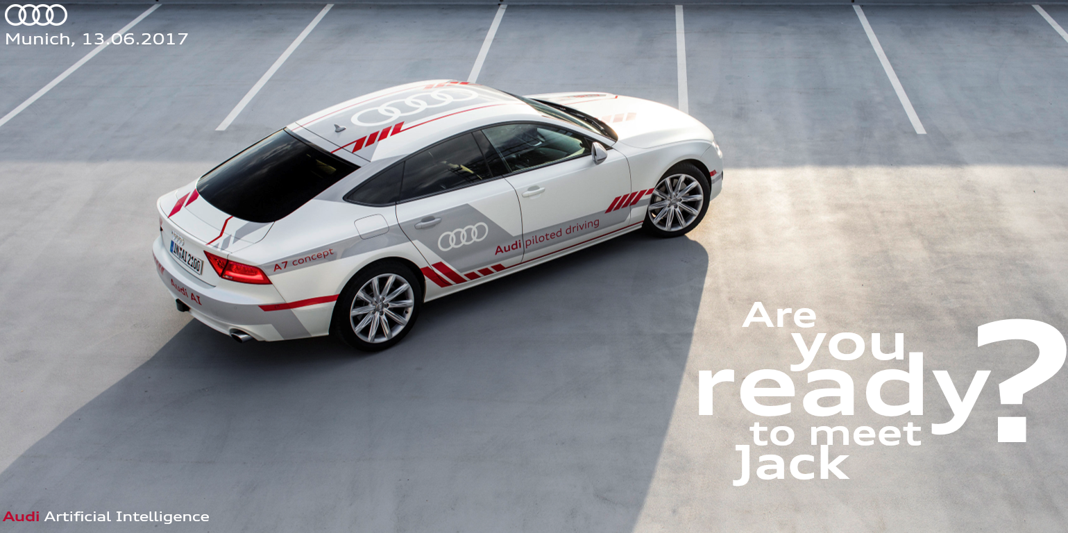 Audi Meet Jack
