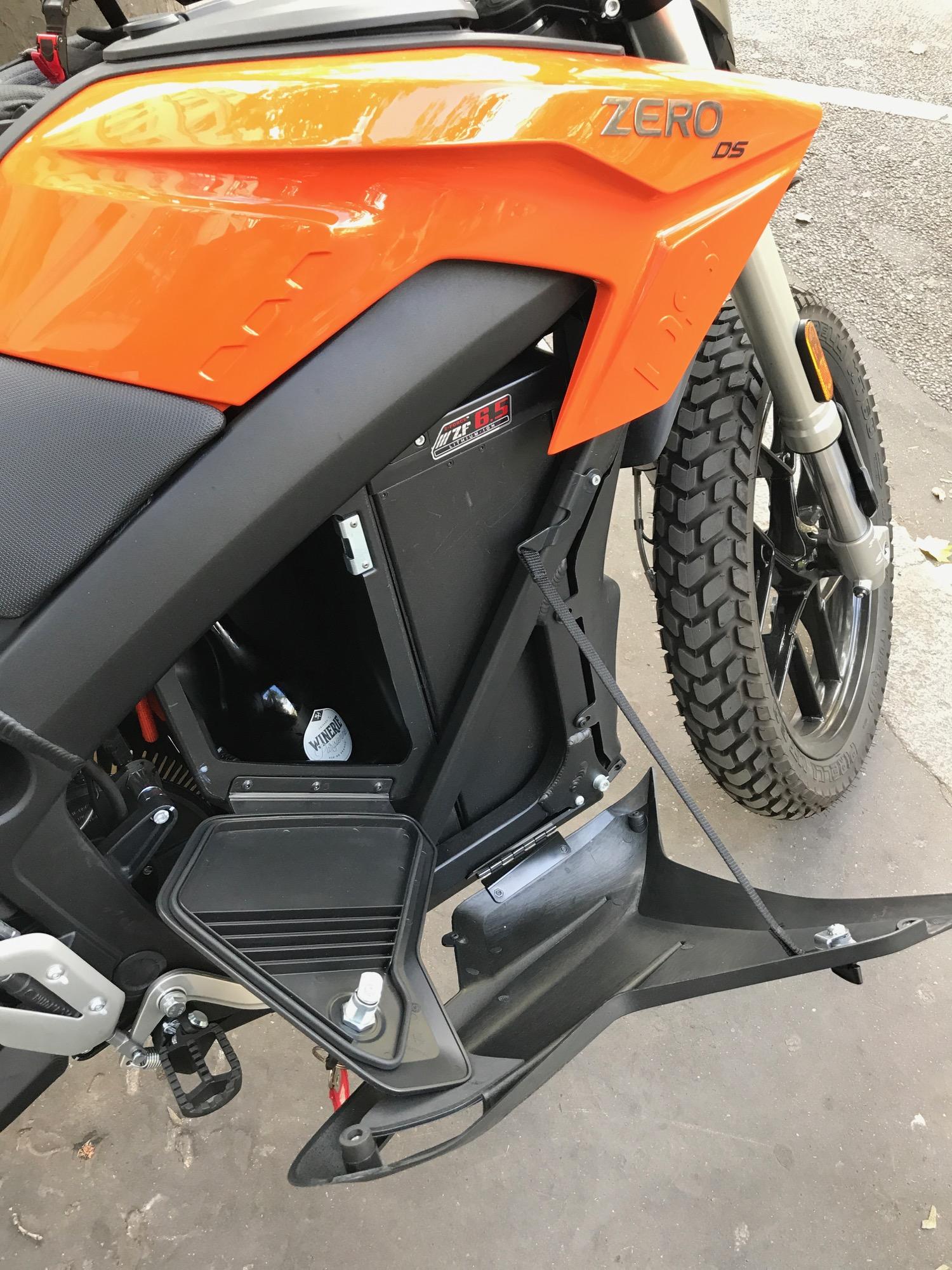 Moto Zero DS - Gonzague - 14 - Coffre