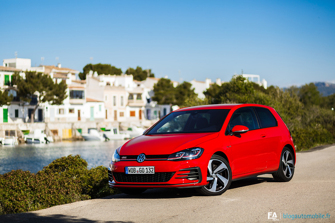 Essai Golf GTI Performance - Photos