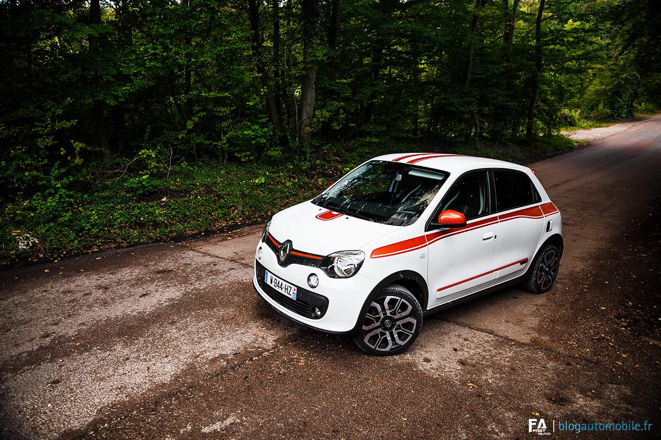 Essai Renault Twingo GT EDC - Photos
