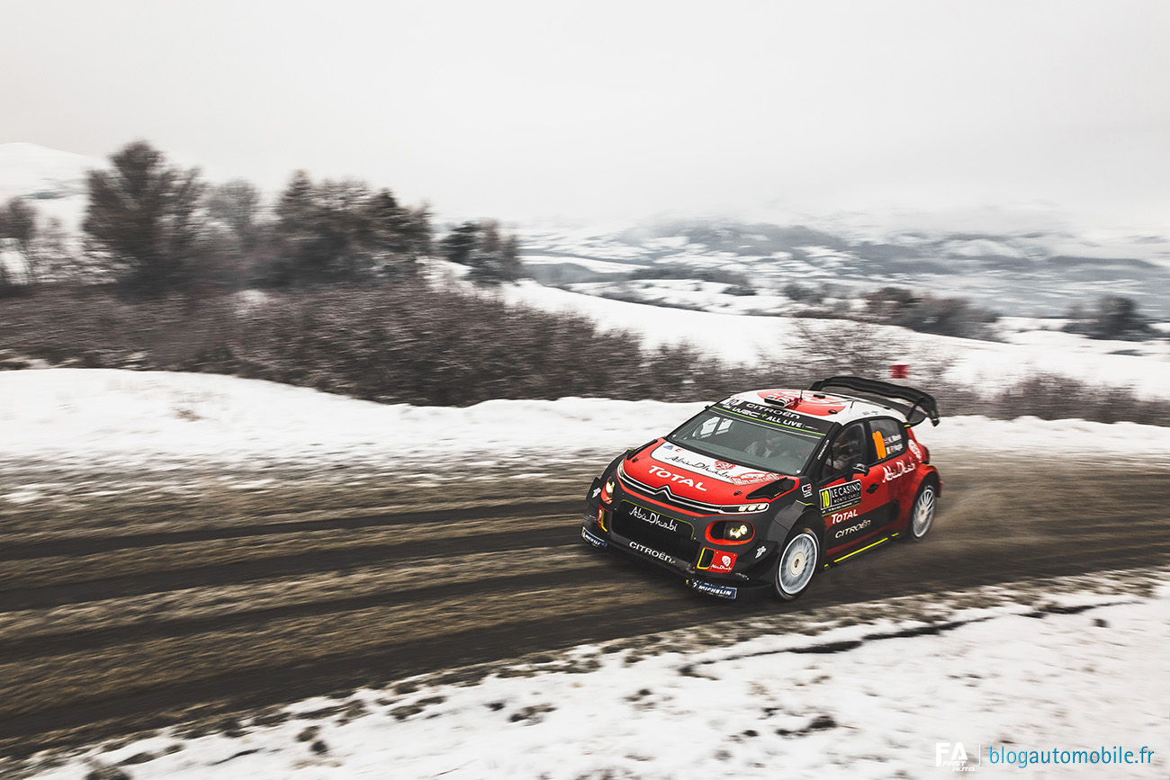 WRC - Rallye de Monte Carlo 2018 - Photos