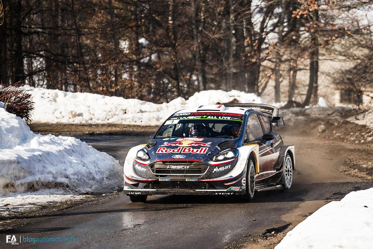 Sébastien Ogier - Rallye de Monte Carlo 2018 - Photos