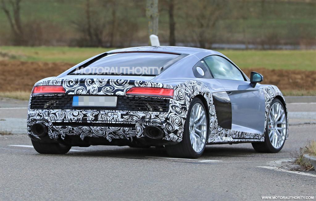 Audi R8 V6 2019