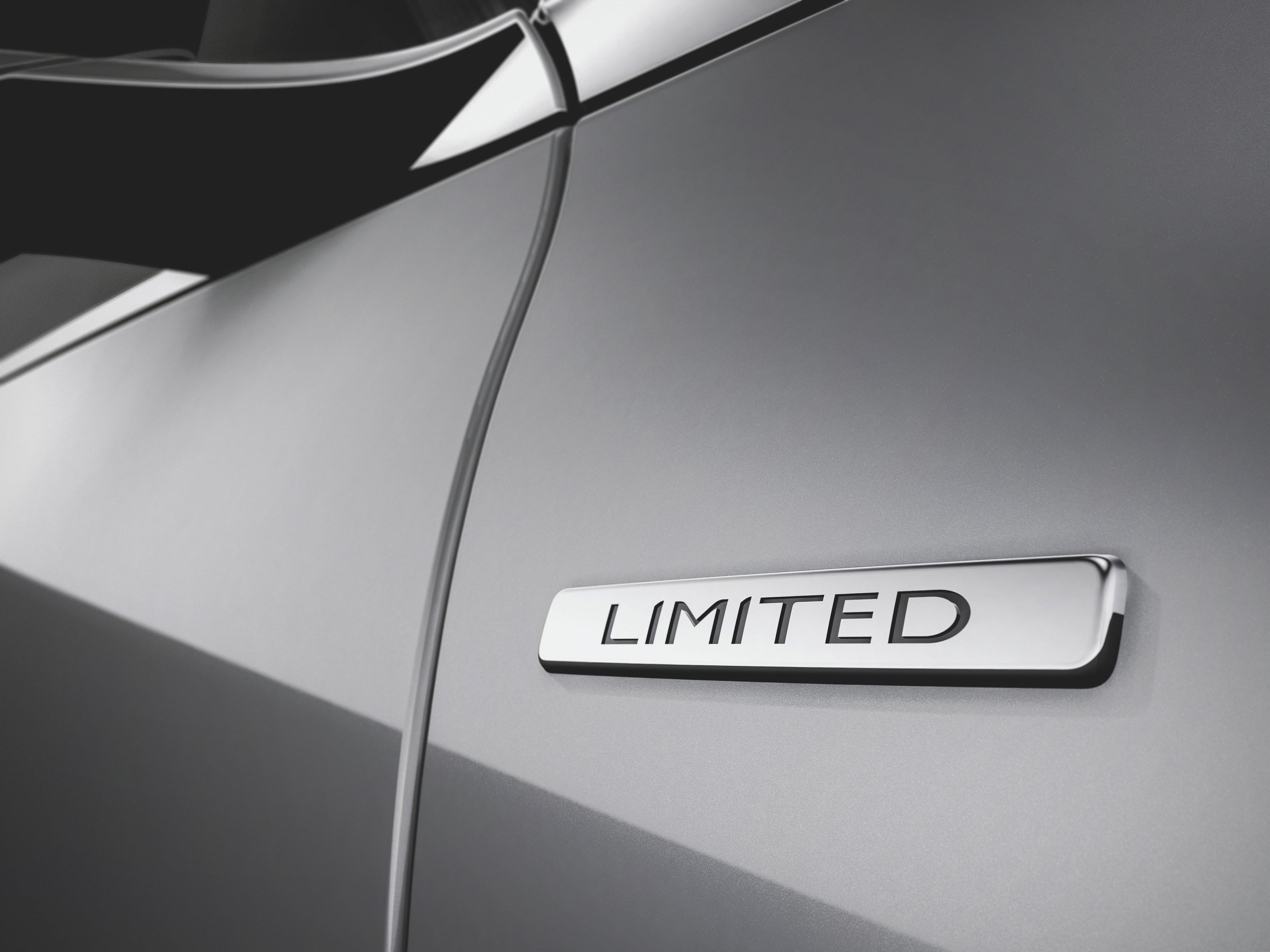 2018 - Renault SCENIC Série Limitée Limited