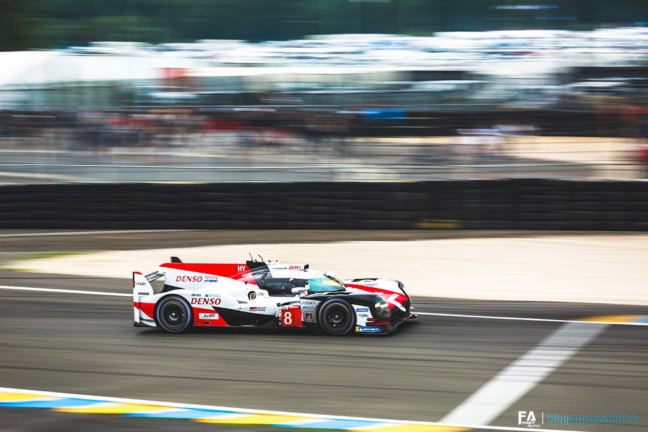 Toyota n°8 24 Heures du Mans 2018 - Photos
