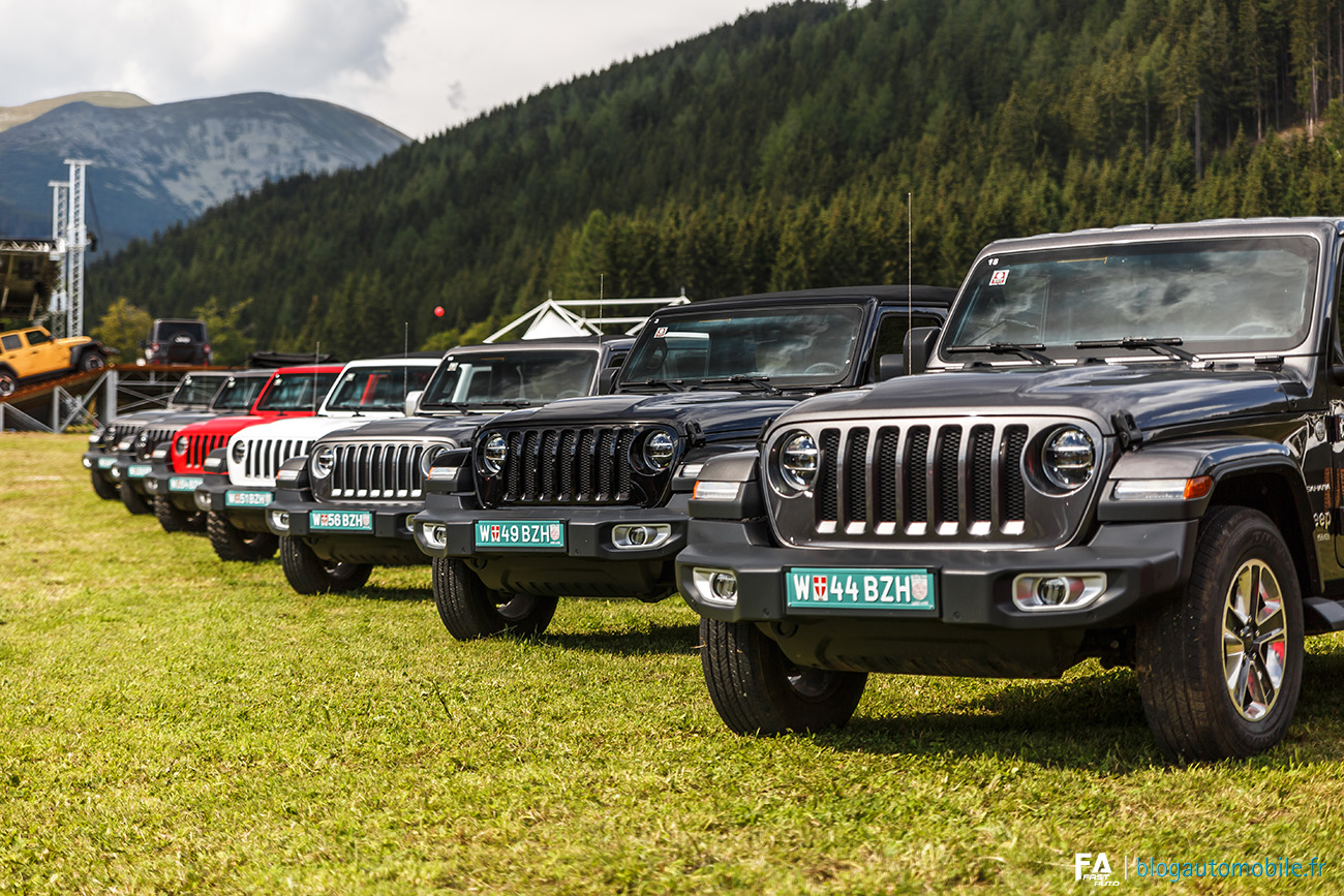 Essai Jeep Wrangler