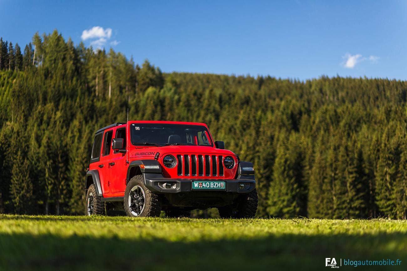 Jeep Wrangler JL