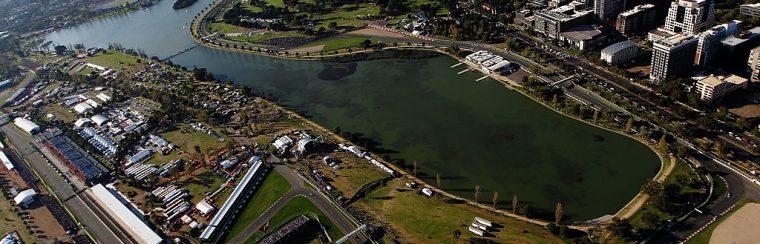 albert park Melbourne circuit
