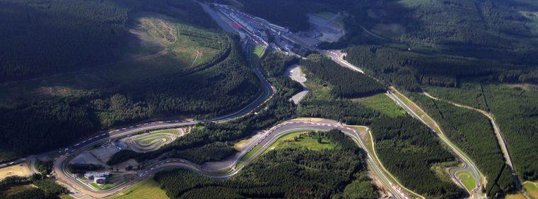 Circuit de Spa-Francorchamps F1