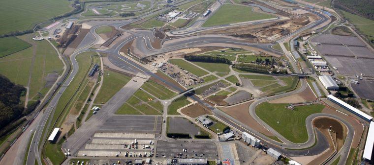 Circuit de Silverstone F1