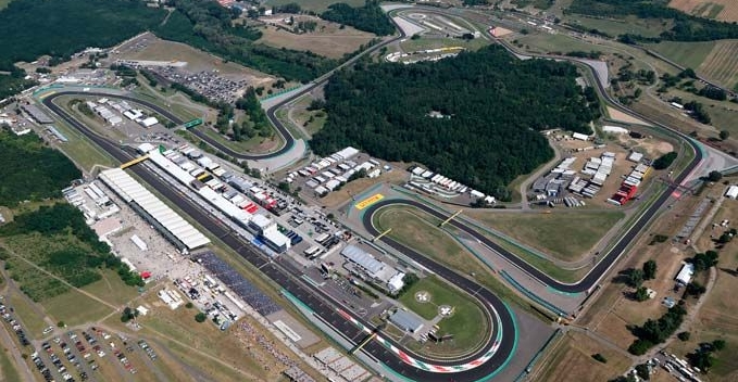 Hungaroring F1