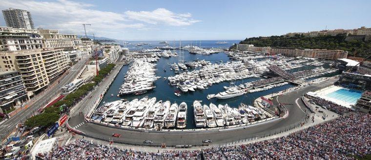 Circuit de Monaco F1