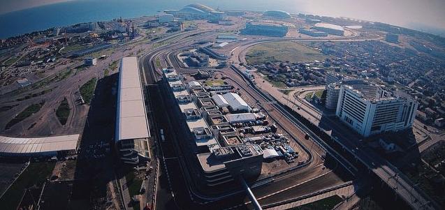 Autodrome de Sotchi F1
