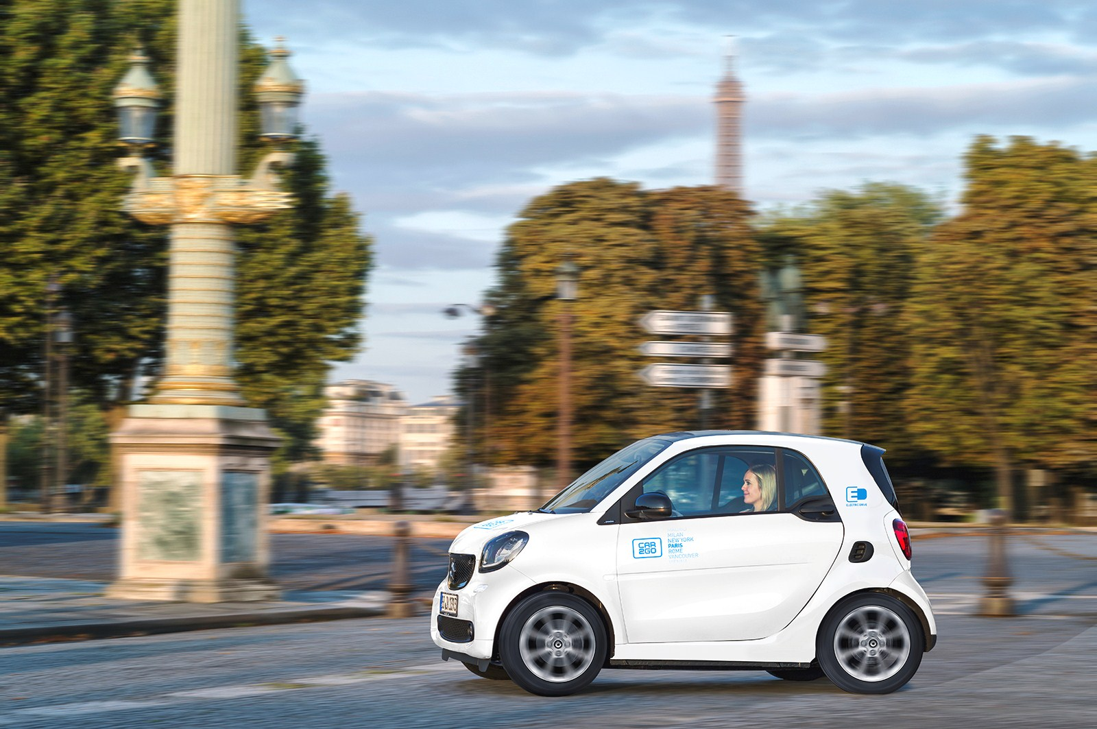 car2go Paris Smart